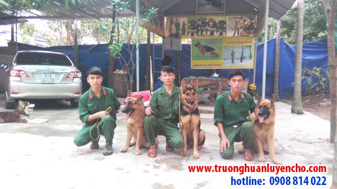 truong-huan-luyen-cho-nghiep-vu